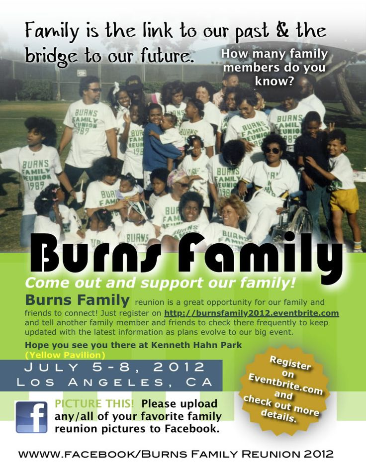 Burns Family Reunion 2012 Tickets, Los Angeles ...