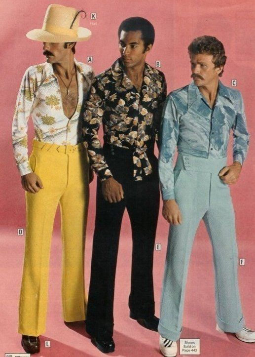 How to dress 1980s style for men