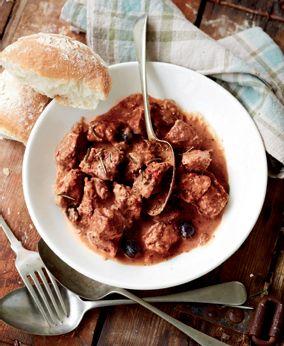 Beef Trinchado Potjie