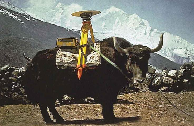 Surveying by Yak - Land Surveyors United