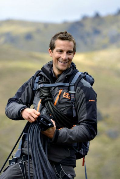 Bear Grylls ropes