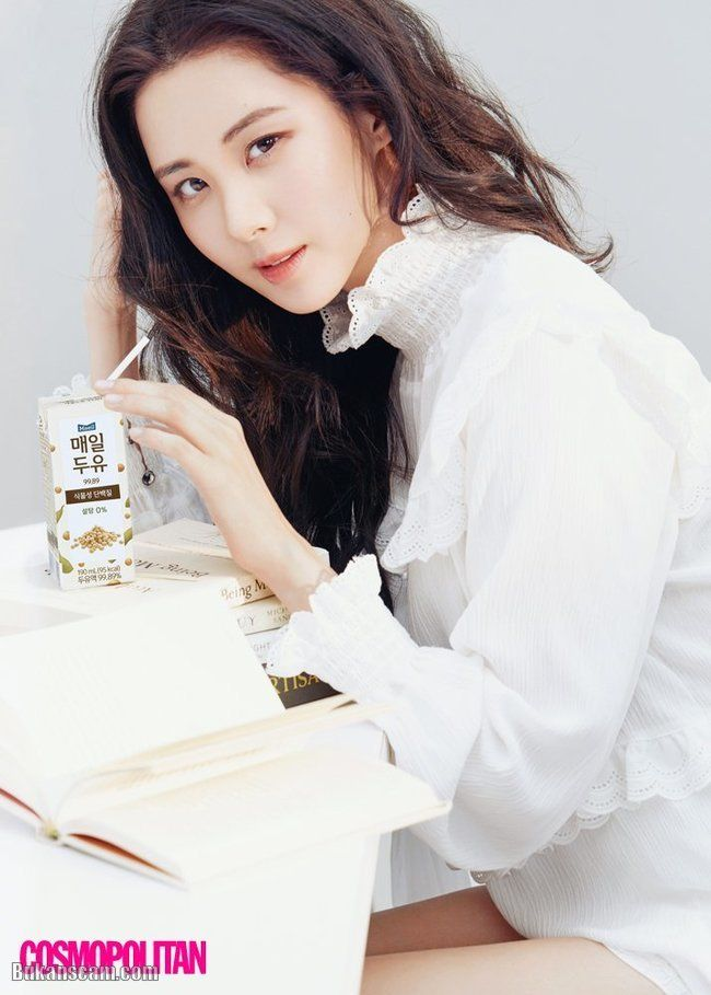 SNSD's Seohyun for Cosmopolitan Magazine June Issue : http://www.bukanscam.com/2017/05/snsds-seohyun-for-cosmopolitan-magazine.html