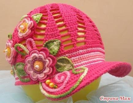 chapeu de croche com grafico - Pesquisa Google