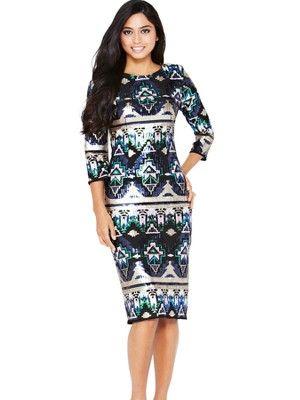 TFNC Mildred Aztec Sequin Midi Dress, http://www.littlewoodsireland.ie/tfnc-mildred-aztec-sequin-midi-dress/1316449663.prd