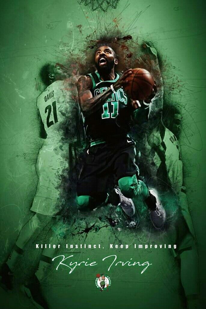Pin By Shawn Gordon On This Is Why We Play Kyrie Irving Nba