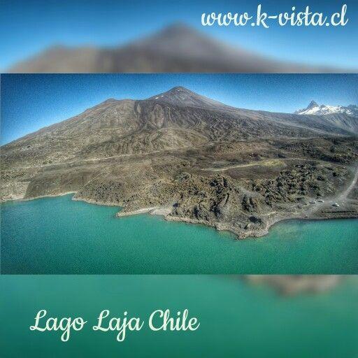 Lago Laja Chile