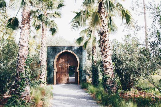 Geheimtipp Marrakesch: Der ANIMA-Garten - ein Ausflug ins Paradies - Herz an Hirn
