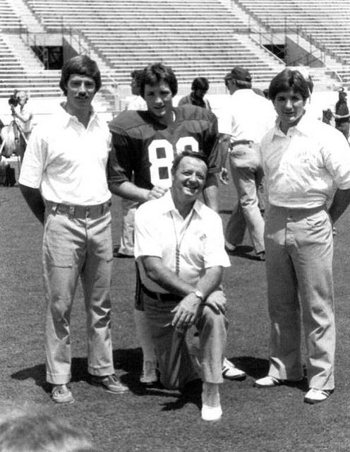 FSU head football coach Bobby Bowden and sons: Tallahassee, Florida | Flickr - Photo