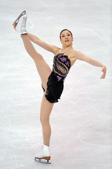 Icy Fashion Queens - The Greatest Figure Skating Costumes Ever - Zimbio