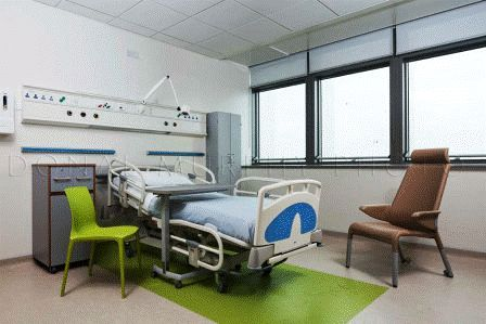 Mater Hospital Private Patient Room | Healthcare fit out | Healthcare Furniture