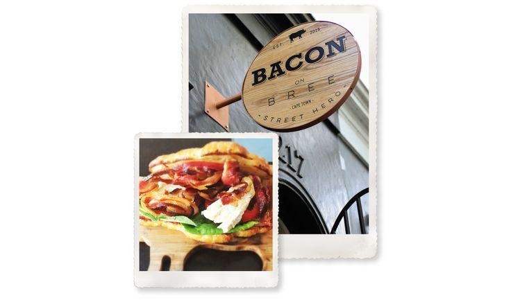 Bacon on Bree