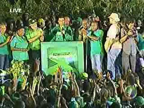 ANDREW HOLNESS VICTORY SPEECH JLP   JAMAICA