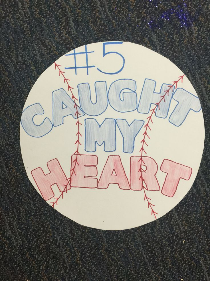 Baseball signs for boyfriends #baseball #signs