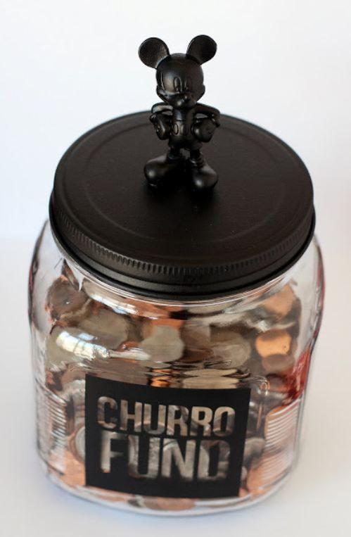 I love this Mickey jar.