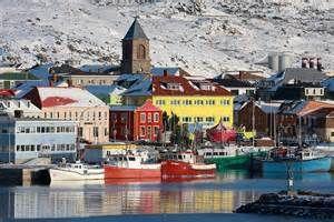 Iles St-Pierre Et Miquelon