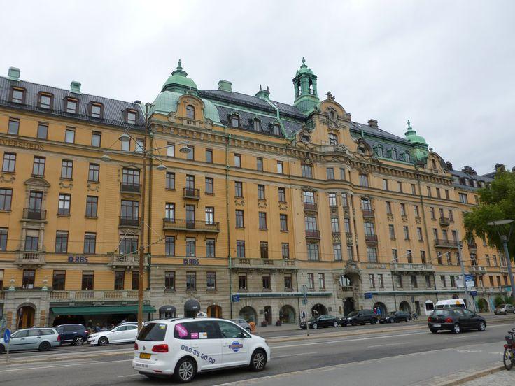 Building in Stockholm