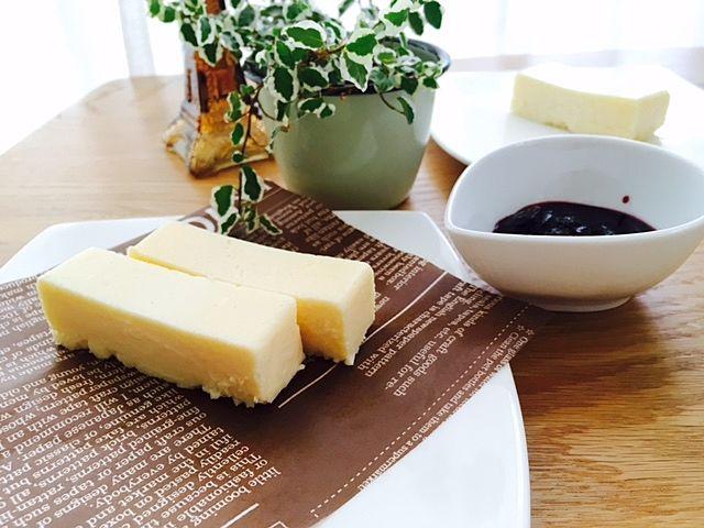 濃厚なめらかチーズケーキにうっとり♡混ぜてチンして10分クッキング|CAFY [カフィ]