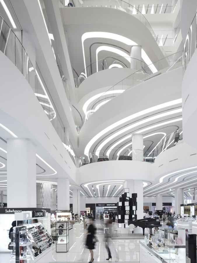 22 Best Atrium Spaces Images On Pinterest Atrium Architecture And Atrium Design