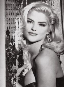Why does society make people become famous for being famous Ex. anna nicole?