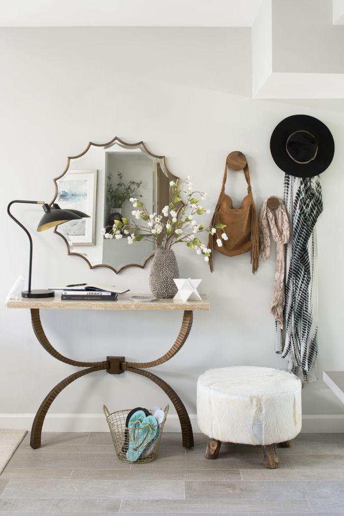 a24a0babbcf2 ▷ 1001 + ideas para decorar las recibidores pequeños