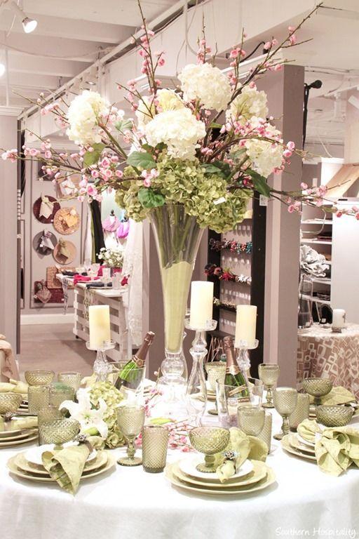 Foyer Table Floral Arrangements : Best images about worship center on pinterest altar