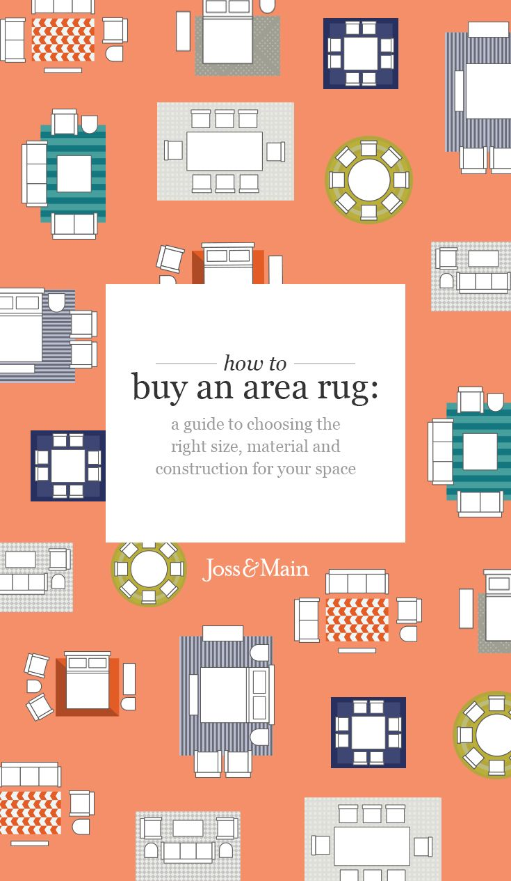 Guide To Choosing A Rug Size