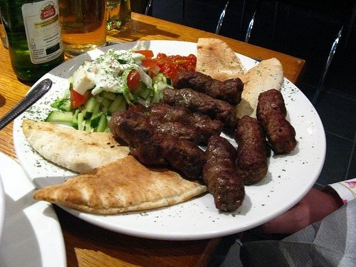 Yummy Albanian Food