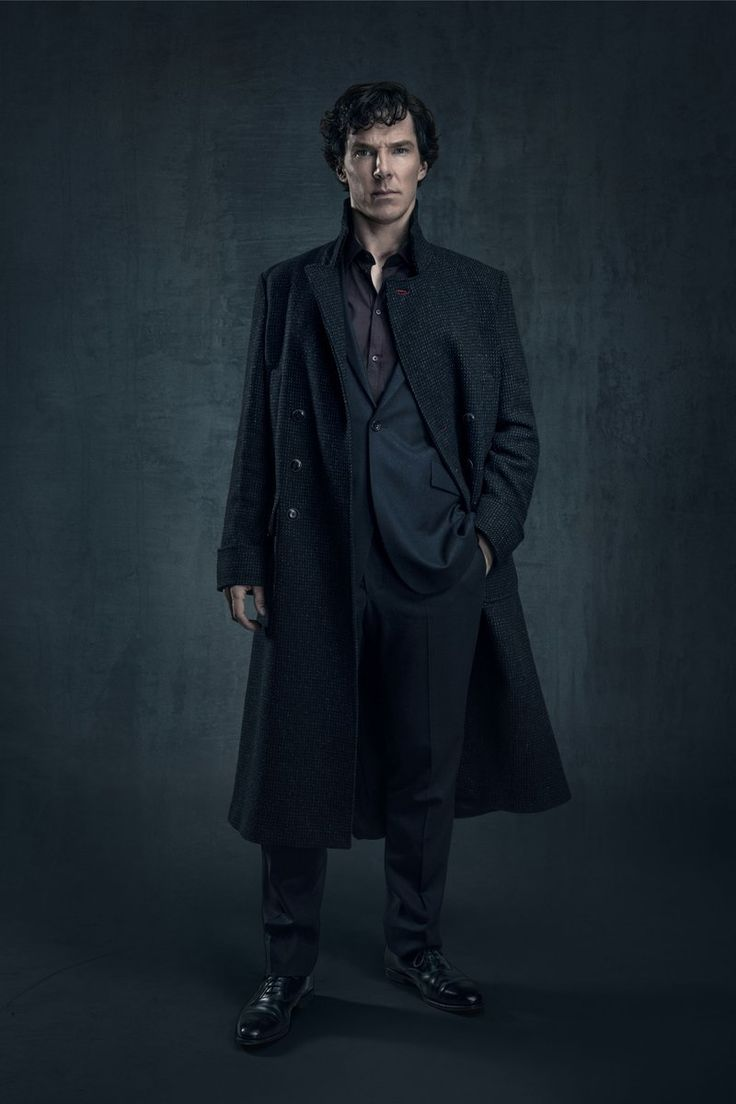 You know how I feel about that coat...Sherlock Season 3