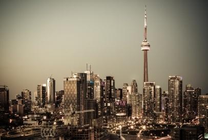 Toronto, ON. #ExploreCanada