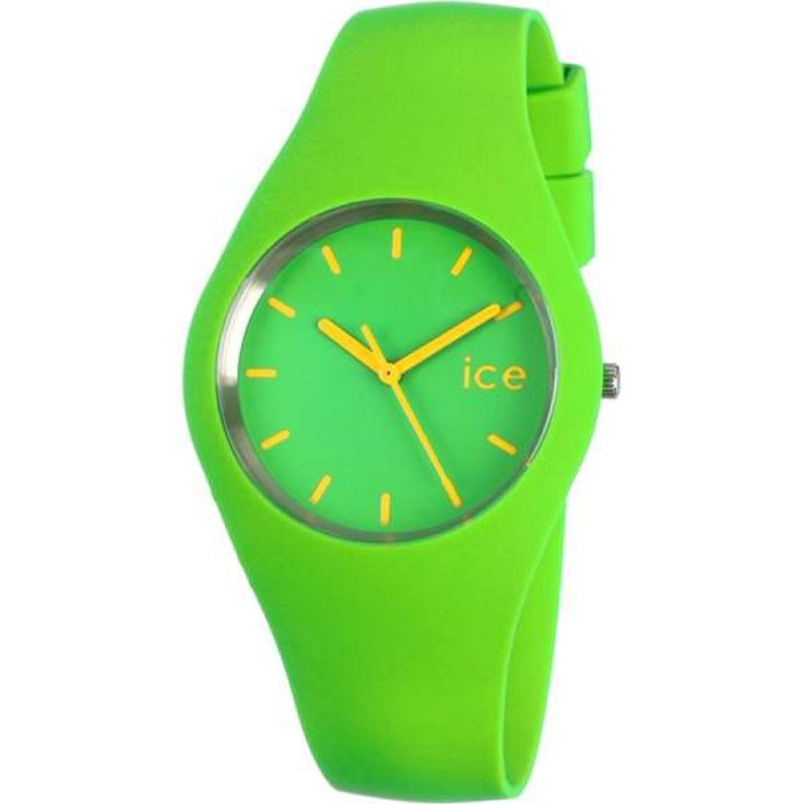 Reloj ice watch green yellow outlet  ice.gn.us12