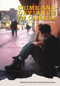 June 2005. This unique and timely reader brings together 24 of the very best and most controversial readings on the history of crime, deviance, and criminal justice in Canada. The theme of power relations is a very strong, unifying element - that is, relations of gender, social class, ethnicity, and age. Through such topics as prostitution, prohibition, youth courts, and the regulation of sexuality, we can trace these relations of power and how they link to the definition of crime in…