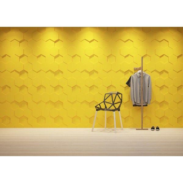 Dunes 19 HONEY - Panel gipsowy 3D  >> http://lemonroom.pl/panele-3d/94-dunes-19-honey-panel-gipsowy-3d-.html