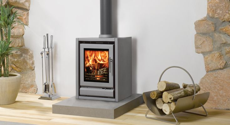 I can see this fitting into any environment - no fireplace required!