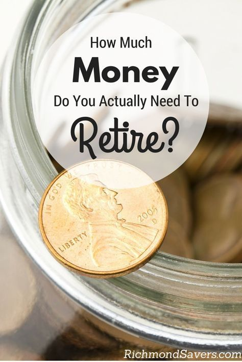 Have you ever plugged your information into a retirement calculator on a site like Fidelity.com? If you have, you'll find their starting point for your retirement income is your current income, http://www.richmondsavers.com/how-much-money-do-you-actually-need-to-retire/