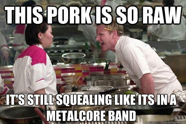 Hell S Kitchen Beef Wellington Meme
