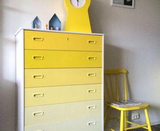 Oppskrifter for male møbler farge. På myTaste.no vil du finne 17 oppskrifter for male møbler farge samt tusenvis av lignende oppskrifter