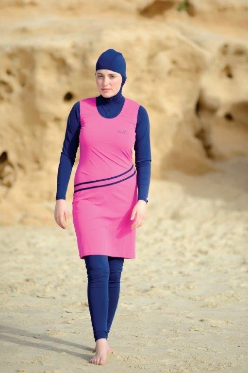 3c51837fcfc7e Burkini -Burqini Modest Swimwear for Muslim Women- SunWay | Full Cover  SwimSuit | Swimwear, Hijab fashion, Muslim women
