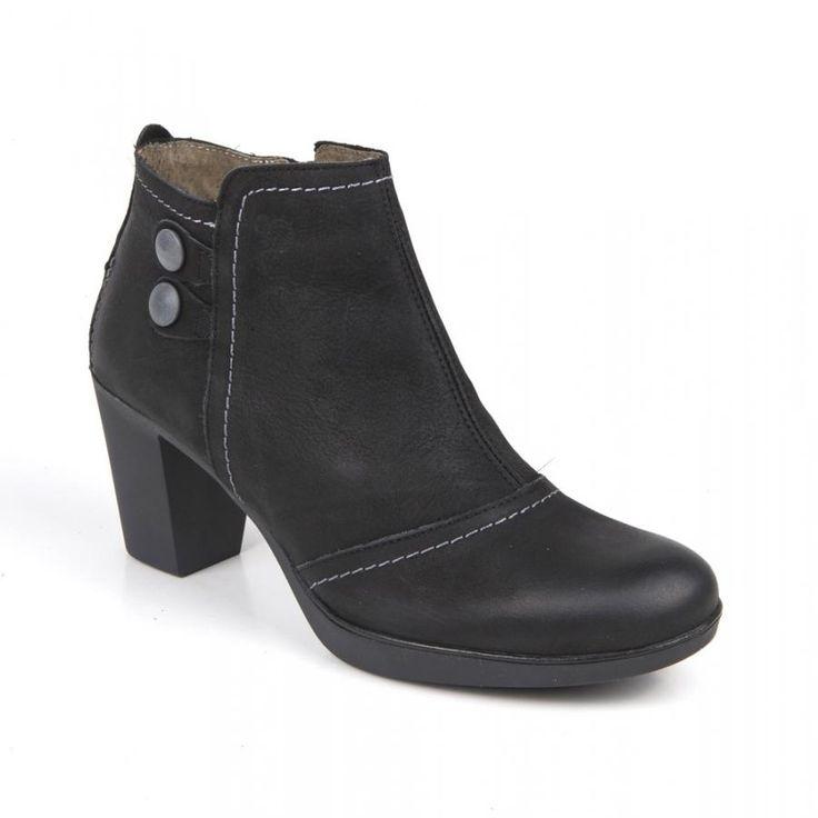 Aspen 024 Negro Gris #ZapatosBlack #ZapatosYokono #Yokono #YokonoShoes #YokonoBlack