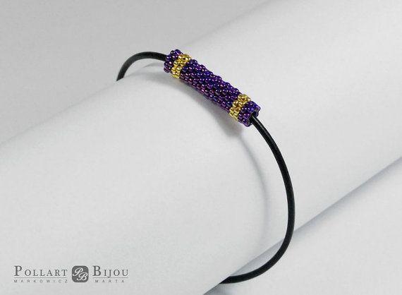 Braccialetto delicato delicato Bracciale amicizia Bracciale Seed bead semplice braccialetto braccialetto regolabile Boho del braccialetto di perline