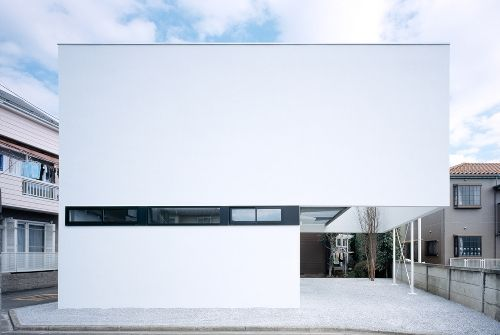 SKIM MILK: RING BY APOLLO ARCHITECTS
