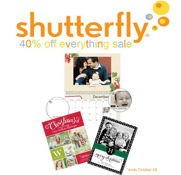 Great deal on Shutterfly #christmas cards!