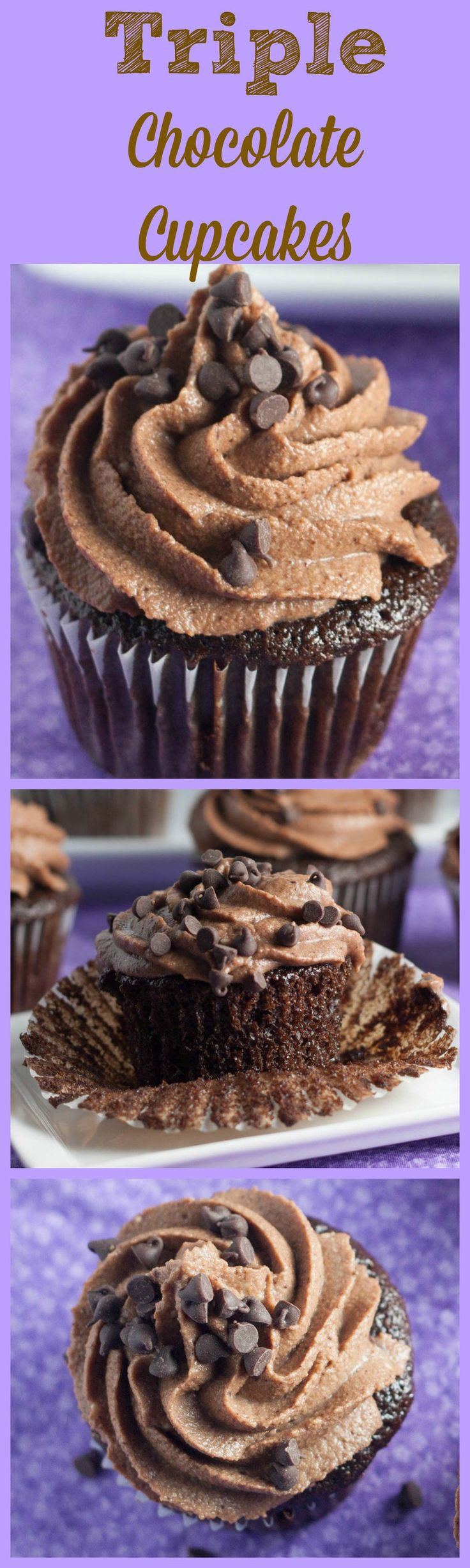 Best 25+ Easy chocolate cupcake recipe ideas on Pinterest | Simple ...