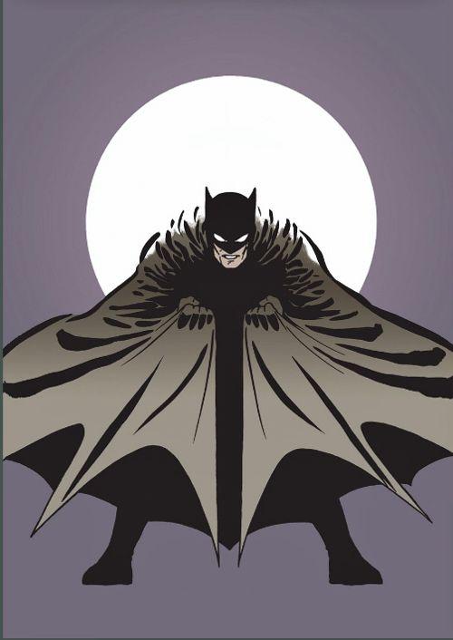 Batman: Year One Written by: Frank Miller Art by: David Mazzucchelli