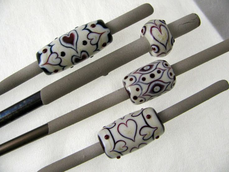 amy lampwork beads