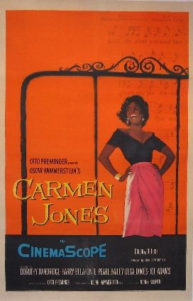 Carmen Jones by Black History Album, via Flickr