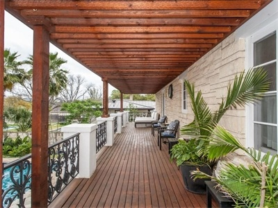 Elegant Terrell Hills Home: 309 Morningside Dr San Antonio, TX 78209 United States Randy Cunningham #realestate #luxury #KSIR