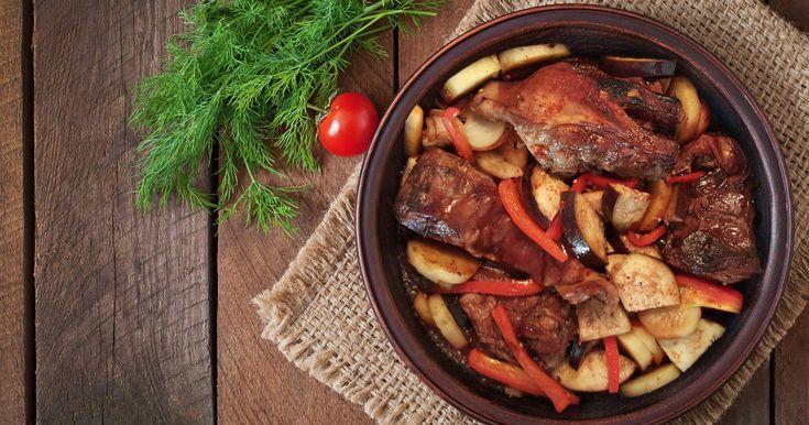 Recetas de Cordero patagonico al malbec con verduras y hongos de pino, Cordero patagónico al asador (al palo) y muchas más