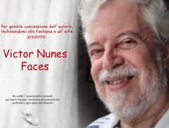 Quando l'arte viene bloccata dalla fantasia limitando il suo raggio di azione alla sola tecnica, si perdono delle opportunità bellissime. Fortuna che gente come Victor Nunes Faces non si lascia scappare nulla.