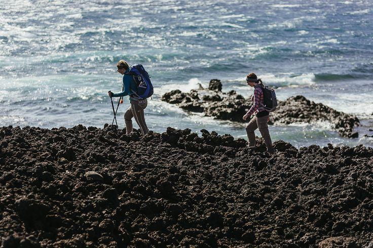 Malpaís Güímar #TenerifeWalkingFestival // costa, sendero, Tenerife, Islas Canarias // coast, hiking trail, Tenerife, Canary Islands // Küste, Wanderweg, Teneriffa, Kanarische Inseln