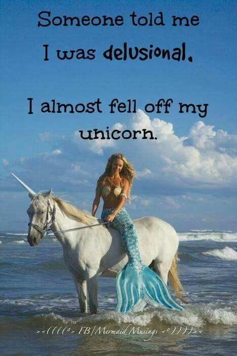 Luckily, my loyal little flying fairies were right there to catch me & collectivly place me right back on Sparkle (that's my unicorn.. duhh)